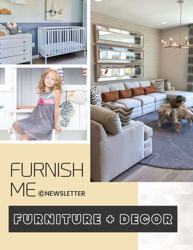 furniture plus decor magazine newsletter